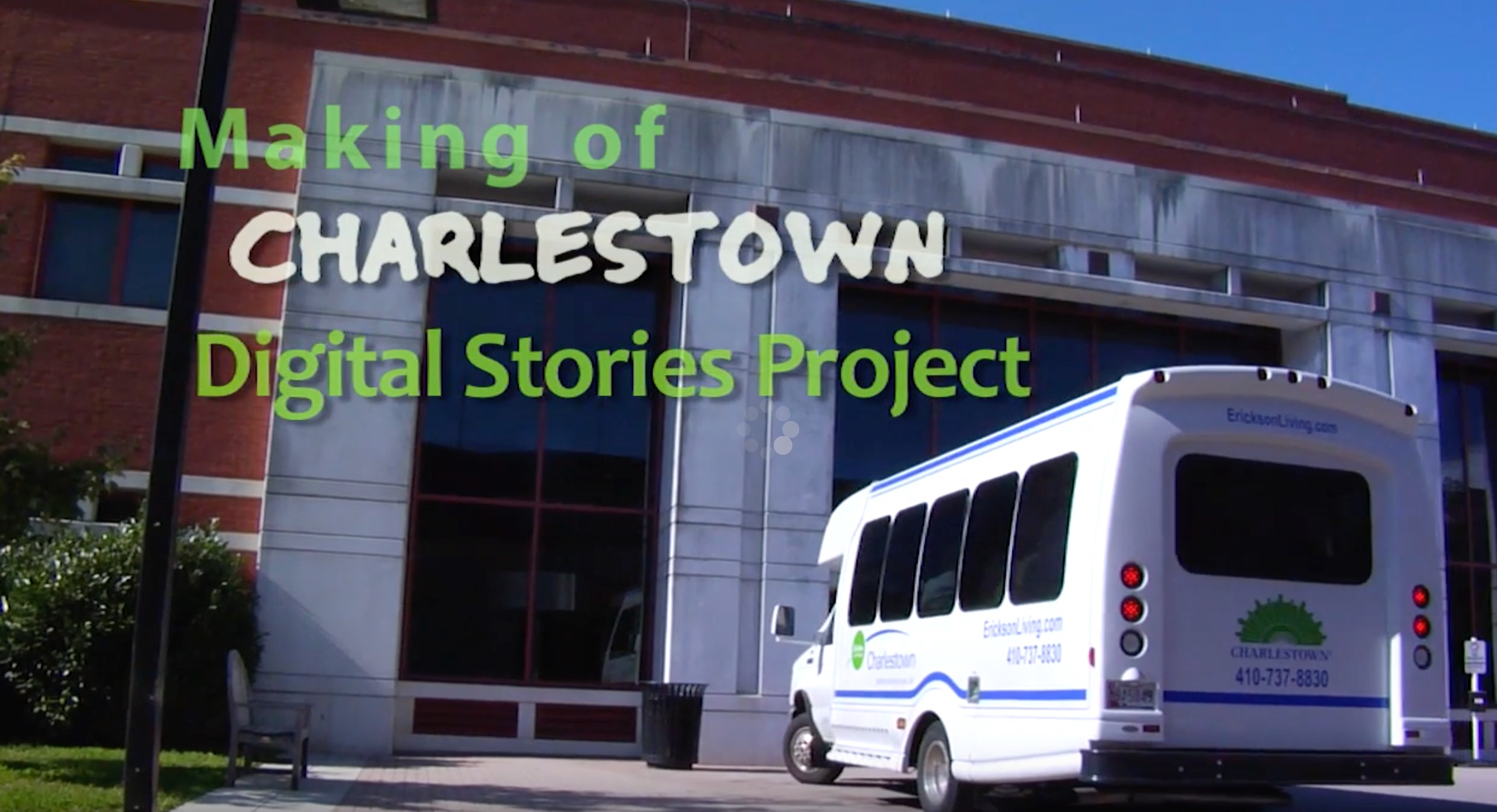 Making of Charlestown Digital Story Project